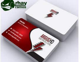 #11 for Business Card Design Contest : Using logo provide af rhayramos11