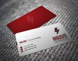 #20 para Business Card Design Contest : Using logo provide por shyRosely