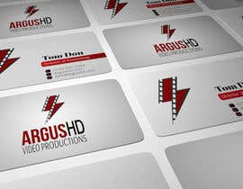 #7 para Business Card Design Contest : Using logo provide por AmrenDesign