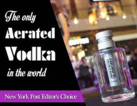 #3 para banner design for new vodka in Australia (banners for advertising on www.australianbartender.com.au) por vigneshhc