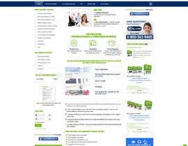 alekchapel tarafından Above the fold webpage design için no 10