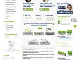 webmastersud tarafından Above the fold webpage design için no 18