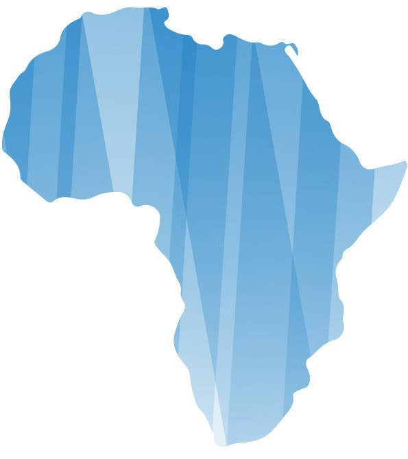 Entry #3 by arnoldinjo for Design a Transparent Map of Africa