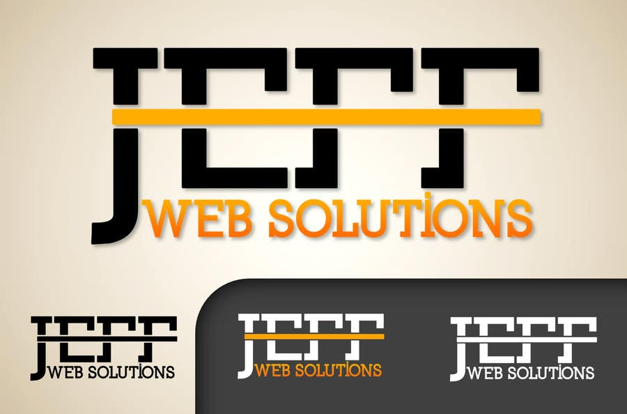 Bài tham dự cuộc thi #                                        74                                      cho                                         Design a Logo for Jeff Web Solutions