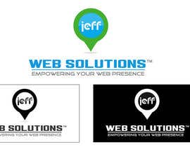 #61 para Design a Logo for Jeff Web Solutions por alice1012