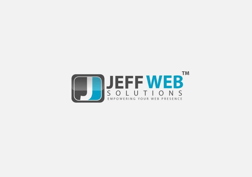 Bài tham dự cuộc thi #                                        64                                      cho                                         Design a Logo for Jeff Web Solutions