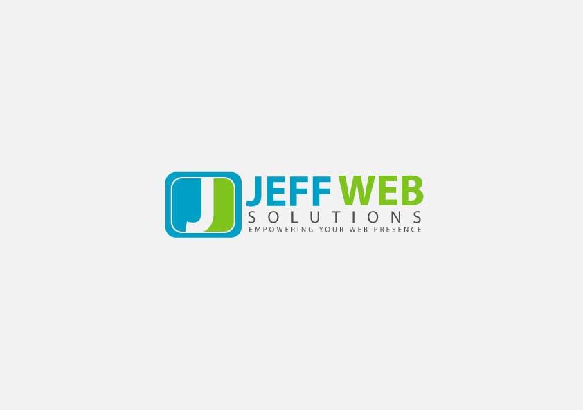 Bài tham dự cuộc thi #                                        73                                      cho                                         Design a Logo for Jeff Web Solutions