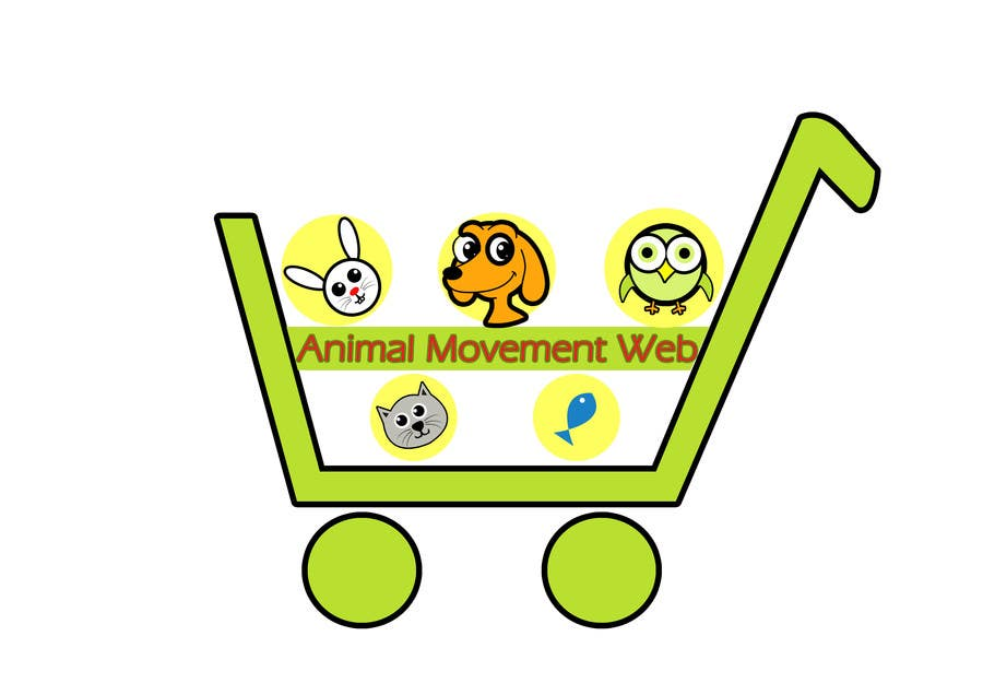#22 for Design a Logo for Animals & PETS Website by komalsaumya