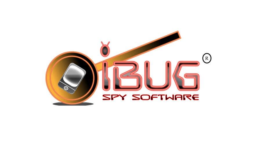 Kilpailutyö #93 kilpailussa Design a Logo for spy software (vector)