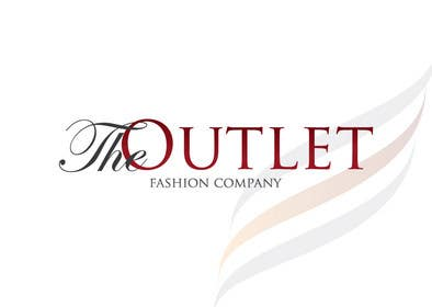 "#411 para Unique Catchy Logo/Banner for Designer Outlet Store ""The Outlet Fashion Company"" por idragos"