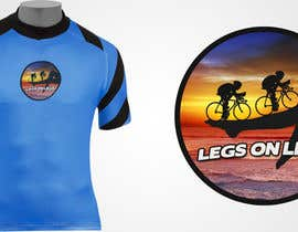 "nº 2 pour Biking jersey design for ""Legs on Legs"" par markbyrne89"