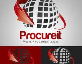 #9 for Criação da logo da nova startup Procureit af sh3rk157