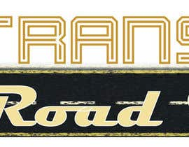 #44 para Design a Logo for Trans Am Road Trip por Balazoobaz