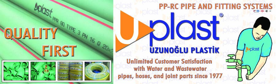 Contest Entry #                                        19                                      for                                         Advertisement Design for PPR Pipe and Fitting Distributor