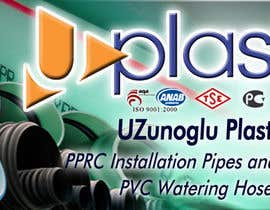 Nro 15 kilpailuun Advertisement Design for PPR Pipe and Fitting Distributor käyttäjältä lolish22