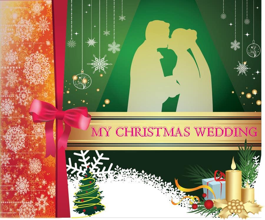 Bài tham dự cuộc thi #15 cho Christmas Wedding Site Graphics
