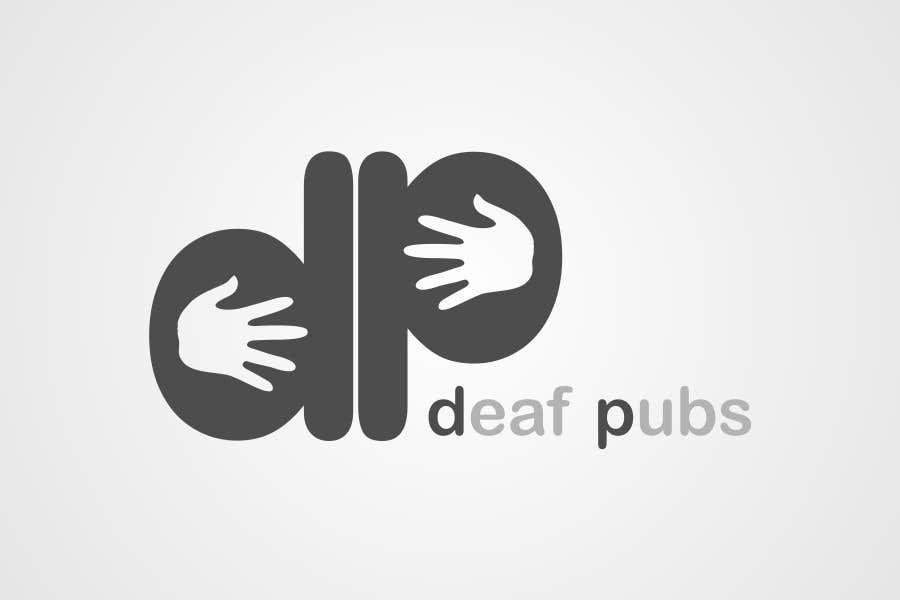 Penyertaan Peraduan #24 untuk Design a Logo for Deaf Pubs