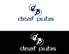 #53 for Design a Logo for Deaf Pubs by MamaIrfan