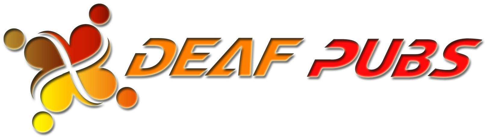 Penyertaan Peraduan #56 untuk Design a Logo for Deaf Pubs