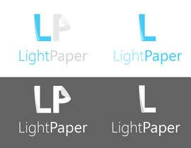 #103 for Design a Logo for LightPaper app af dinhnp