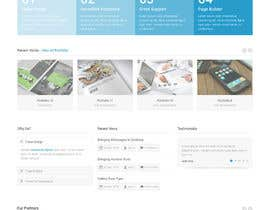 #8 untuk Redesign Website for Intricate IT Solutions oleh uniqueclick