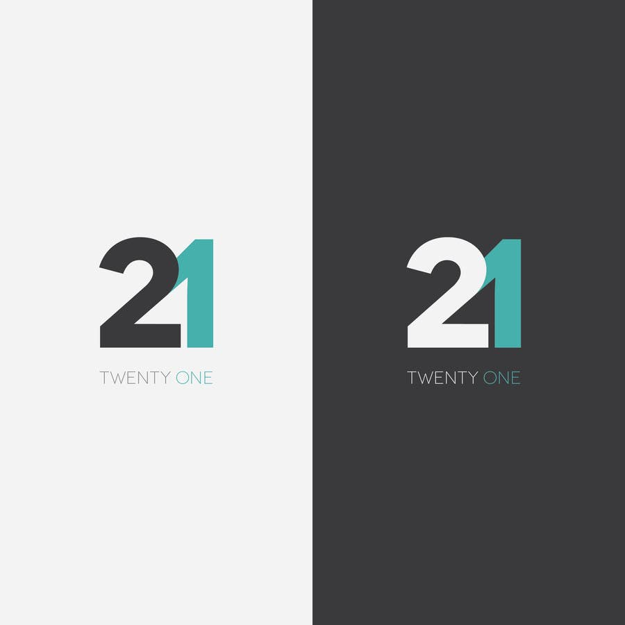 Proposition n°73 du concours Design a Logo for Twenty One