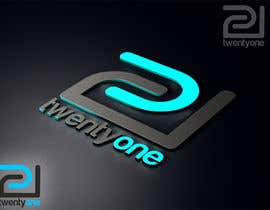 #160 para Design a Logo for Twenty One por niccroadniccroad