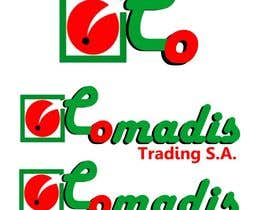 #25 for Design a Logo for Comadis Trading S.A. af Braziltranslator