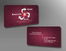 #14 untuk Design Spot Gloss Business Card with Rounded Corners oleh arenadfx