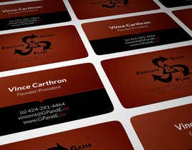 #4 untuk Design Spot Gloss Business Card with Rounded Corners oleh AmrenDesign