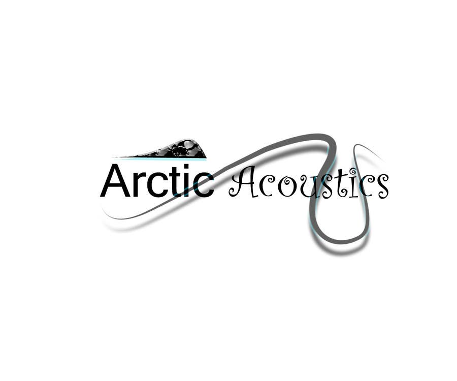 "#23 for Design a Company Logo for ""Arctic Acoustics"" by waqas17"