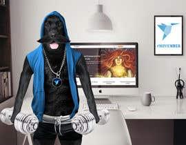 #59 for Freelancer.com #MOVEmber Challenge - Give Your Pet a Makeover (Photoshop Design Contest) by Oskars89