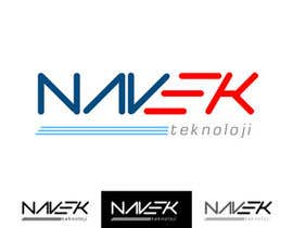 #7 for Design a Logo for Navek Teknoloji by vinicioguzman