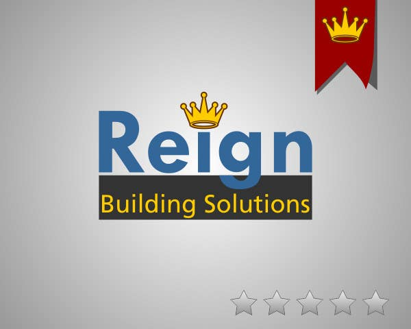 #20 for Reign Building Solutions by ben2ty