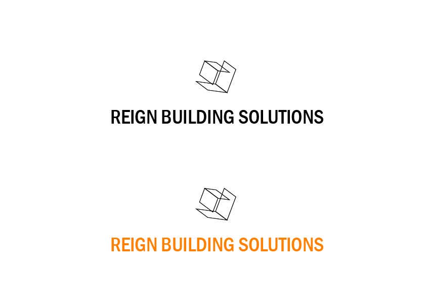 #22 for Reign Building Solutions by Makabr