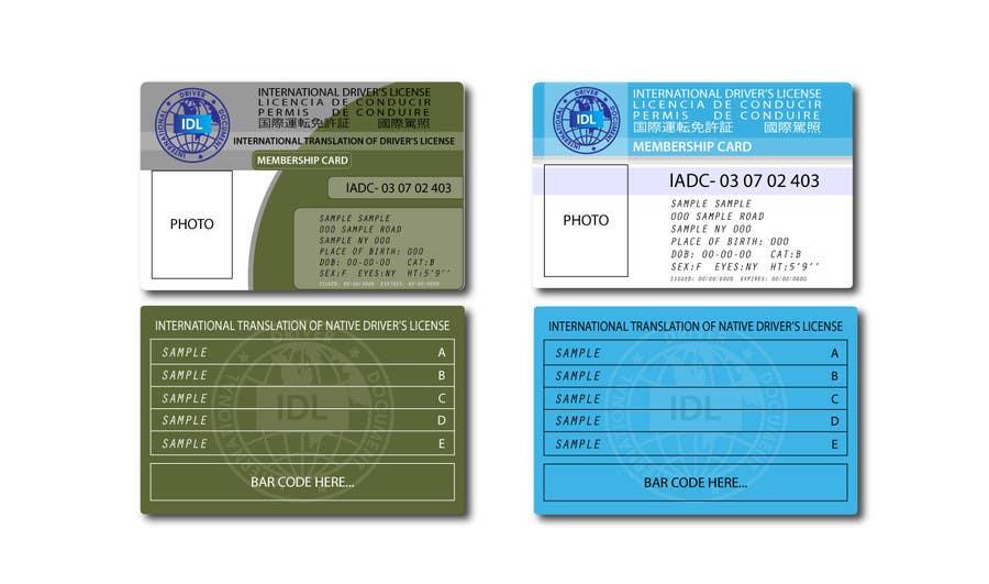 Bài tham dự cuộc thi #                                        10                                      cho                                         Develop a Corporate Identity for ID card