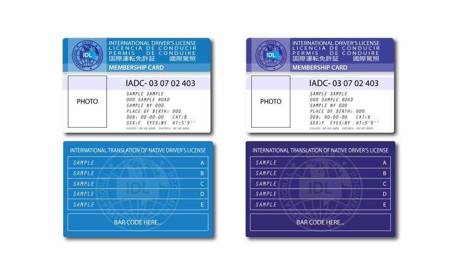 Bài tham dự cuộc thi #                                        13                                      cho                                         Develop a Corporate Identity for ID card