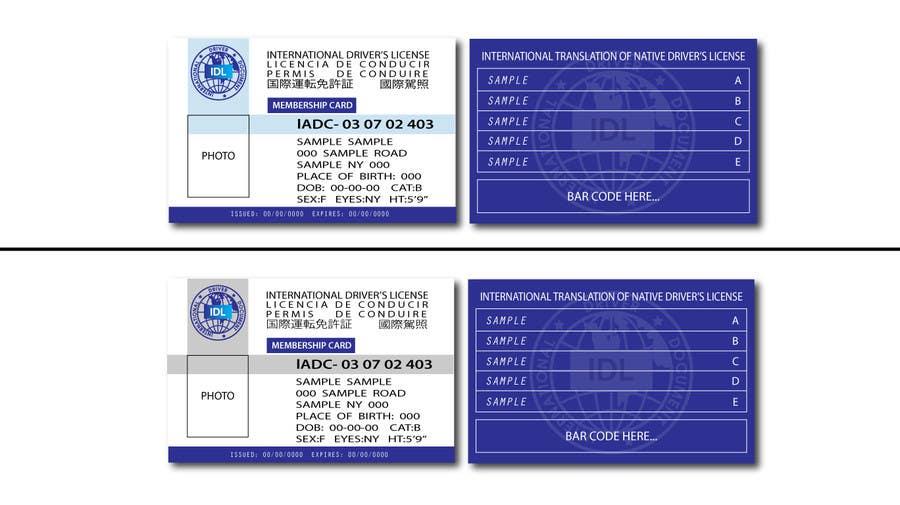 Bài tham dự cuộc thi #                                        34                                      cho                                         Develop a Corporate Identity for ID card