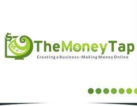 #166 para Design a Logo for my online Blog: The Money Tap por Crussader