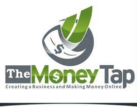 #169 for Design a Logo for my online Blog: The Money Tap by Crussader
