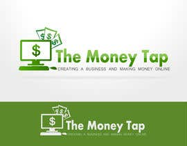 #190 para Design a Logo for my online Blog: The Money Tap por akhil0474