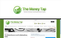 Contest Entry #111 for Design a Logo for my online Blog: The Money Tap
