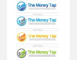 #136 para Design a Logo for my online Blog: The Money Tap por nabudhukka