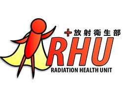 #136 para Logo Design for Department of Health Radiation Health Unit, HK por madmax3