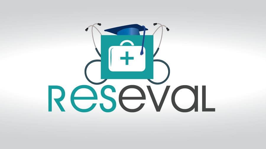 Bài tham dự cuộc thi #                                        17                                      cho                                         Design a Logo for medical school evaluation app