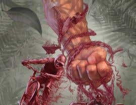 GollorR tarafından AWESOME Illustration of an arm like donating blood and radical sports out of its vein için no 65