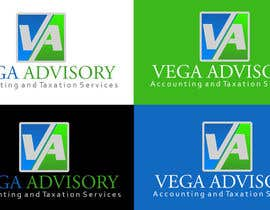 #161 para Design a Logo for Vega Advisory por emocore07