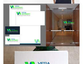 #214 para Design a Logo for Vega Advisory por cfwebfreelancer