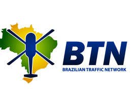 #103 untuk Logo Design for The Brazilian Traffic Network oleh raikulung