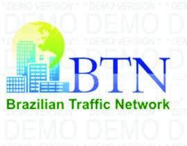 blackkriboo tarafından Logo Design for The Brazilian Traffic Network için no 31